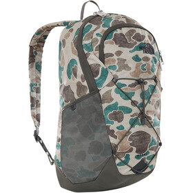 The North Face Rodey Rucksack hawthorn khaki duck camo print/new taupe green